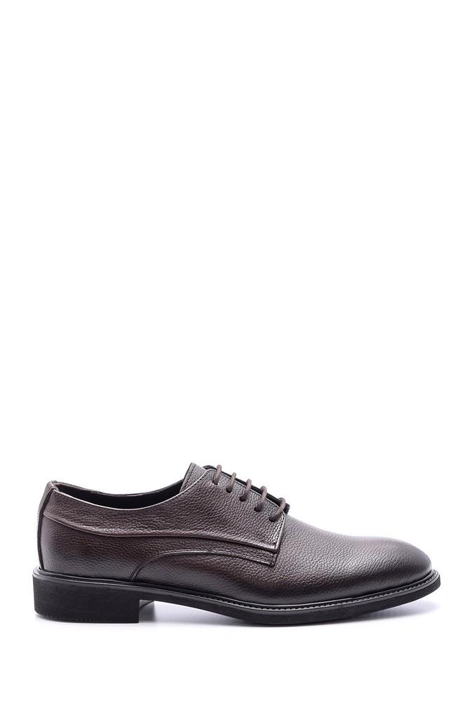 Kahverengi Erkek Casual Deri Ayakkabı 5638097884