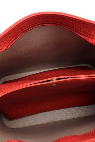 Kadın Kırmızı Omuz Çantası