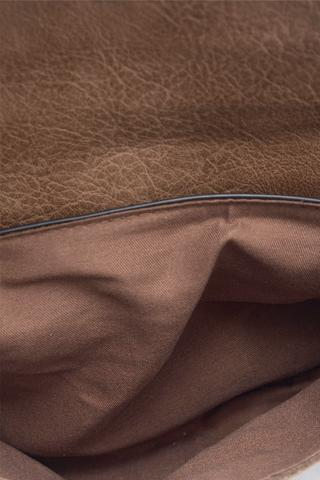 Kadın Leopar Detaylı Çapraz Çanta