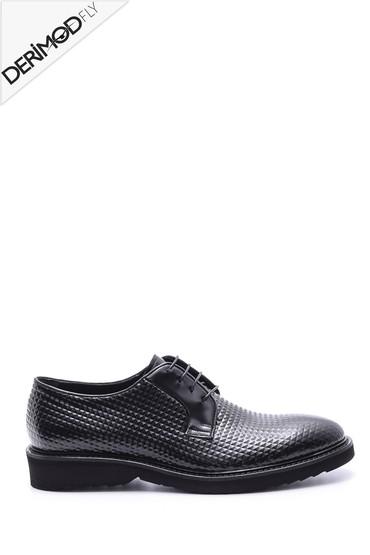 5638088213 Erkek Deri Klasik Ayakkabı