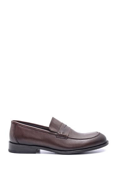 5638079040 Erkek Klasik Deri Loafer