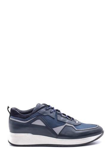 5638083629 Erkek Deri Sneaker