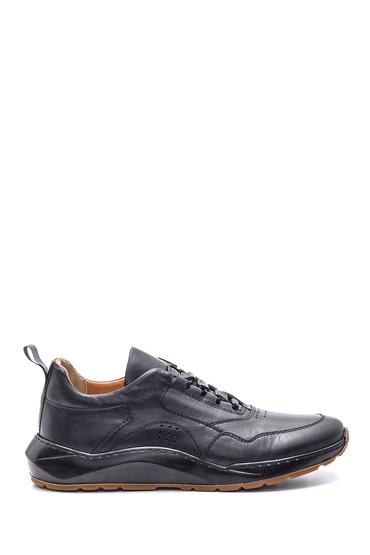 5638086027 Erkek Deri Sneaker