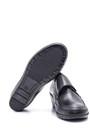 5638086986 Kadın Bantlı Deri Ayakkabı