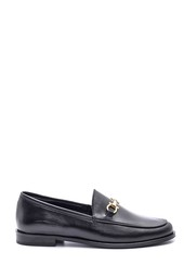 5638092613 KADIN DERİ LOAFER
