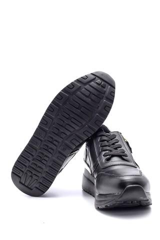 Kadın Fermuar Detaylı Spor Ayakkabı
