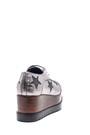 5638103137 Kadın Yıldızlı Dolgu Topuklu Ayakkabı