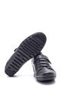 5638091447 Kadın Deri Bantlı Ayakkabı