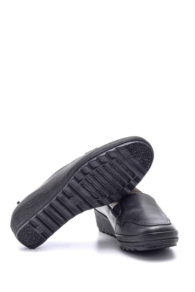 5638091474 Kadın Deri Ayakkabı