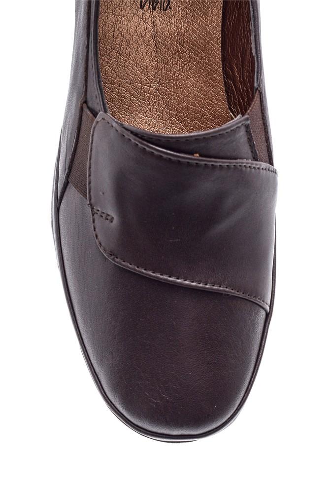 5638091497 Kadın Deri Ayakkabı