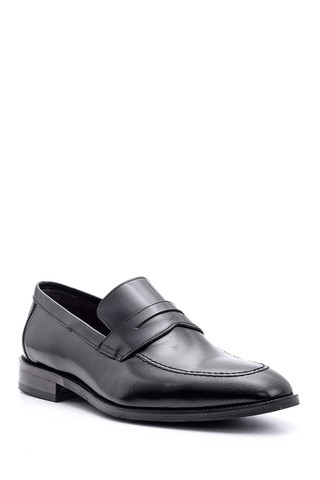 Erkek Klasik Deri Loafer