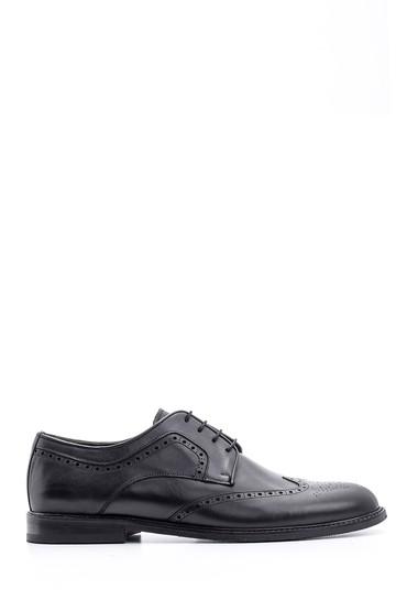 5638078745 Erkek Klasik Deri Ayakkabı