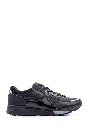 5638089448 Erkek Deri Sneaker