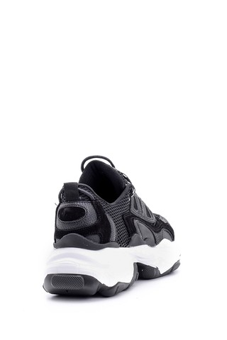 Kadın Yüksek Tabanlı Sneaker