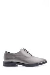 5638082972 Kadın Metal Detaylı Ayakkabı