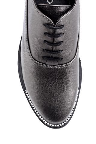 Kadın Metal Detaylı Ayakkabı