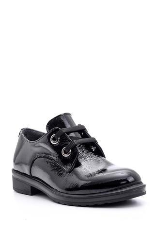 Kadın Rugan Deri Ayakkabı