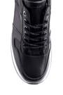 5638094839 Erkek Casual Deri Sneaker