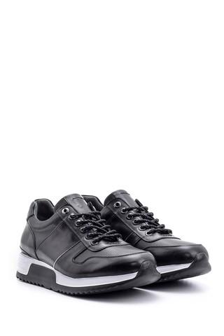 Erkek Casual Deri Sneaker