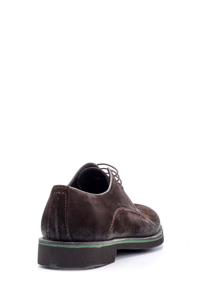 5638080635 Erkek Süet Deri Ayakkabı