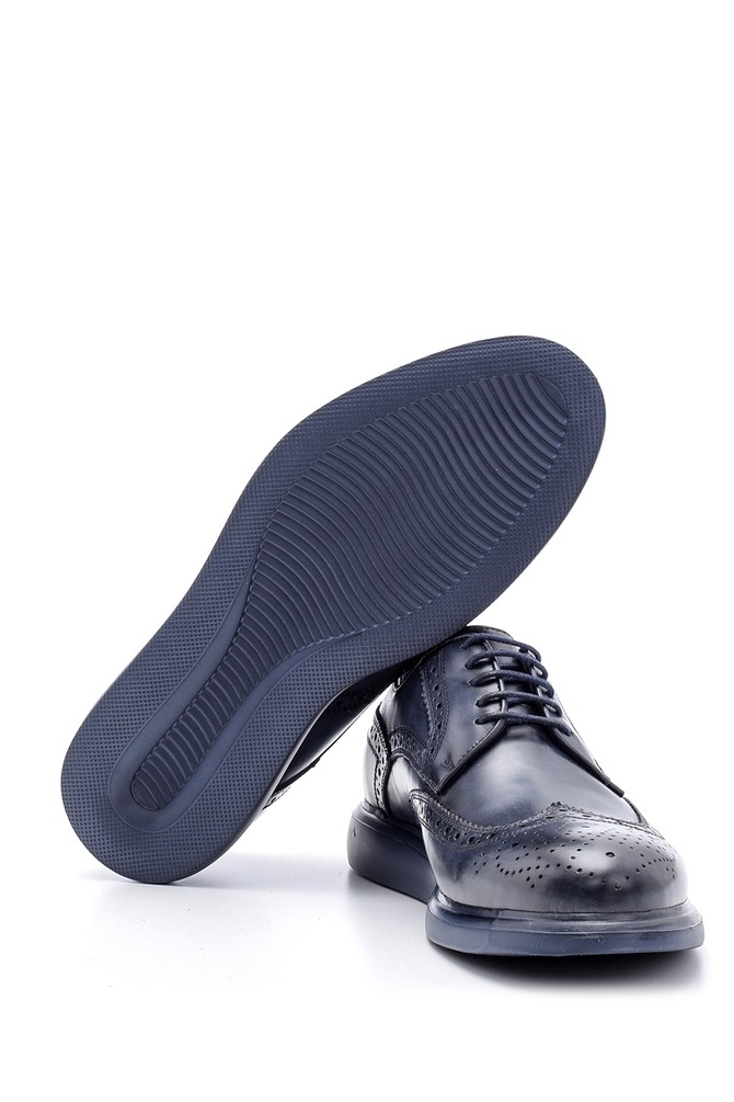 5638083469 Erkek Casual Deri Ayakkabı