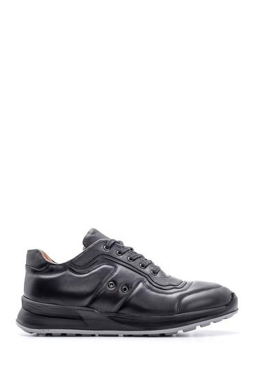 5638089383 Erkek Deri Sneaker