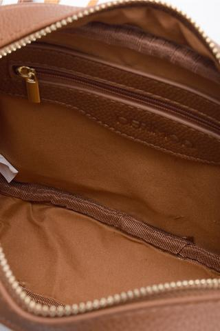Kadın Zincir Detaylı Çapraz Çanta