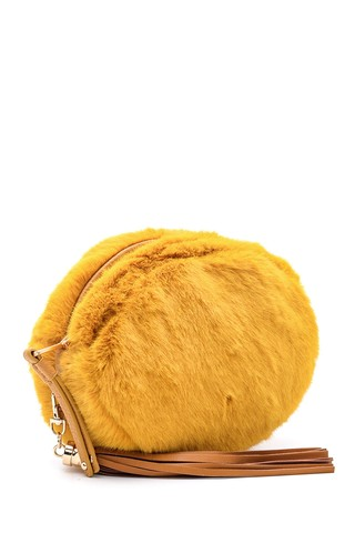 Kadın Peluş Çanta