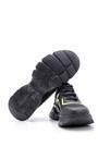 5638094692 Erkek Yüksek Tabanlı Deri Sneaker