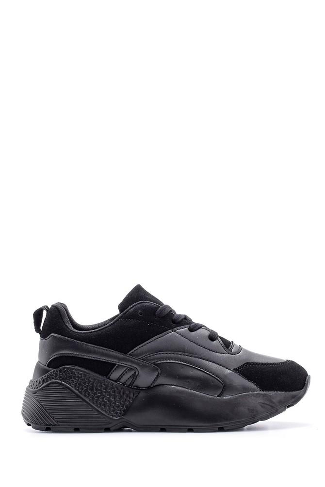 5638112129 Kadın Yüksek Tabanlı Sneaker
