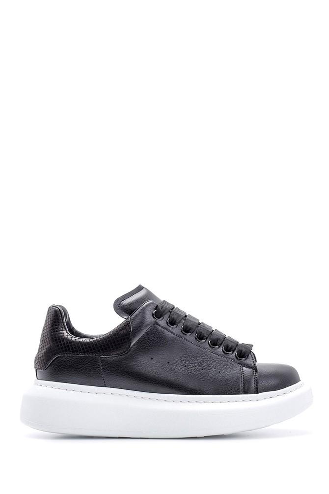 Siyah Kadın Sneaker 5638113945