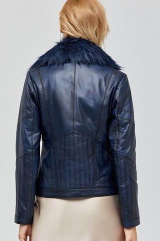 Tisha Kadın Deri Ceket