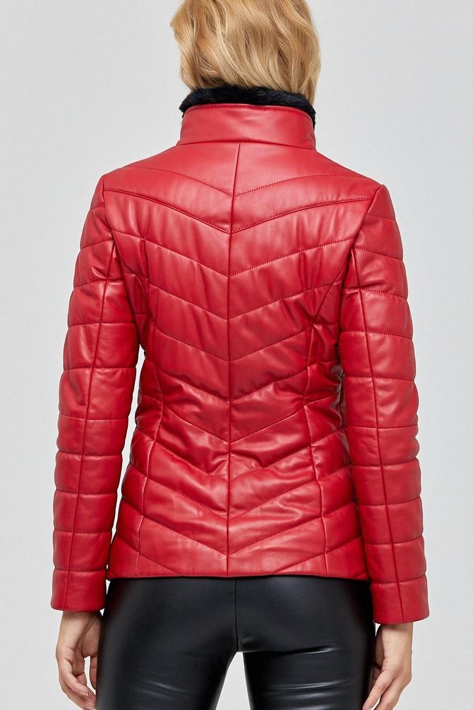 5638113617 Mirage Kadın Deri Ceket