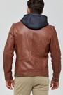 5638114510 Arizin Erkek Deri Ceket