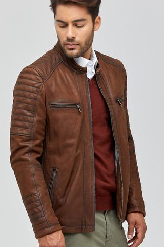Dali Erkek Deri Ceket