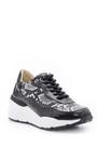 5638090246 Kadın Yılan Deseni Detaylı Sneaker