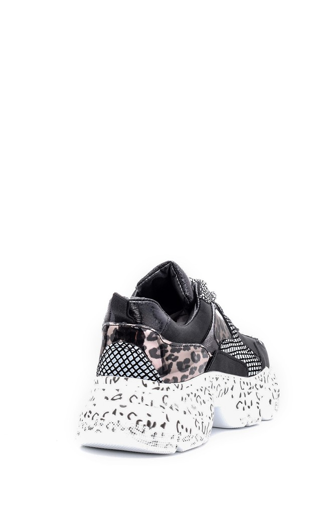 5638090283 Kadın Yüksek Tabanlı Sneaker