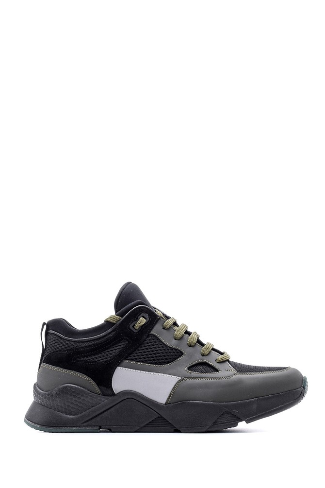 5638094776 Erkek Deri Sneaker