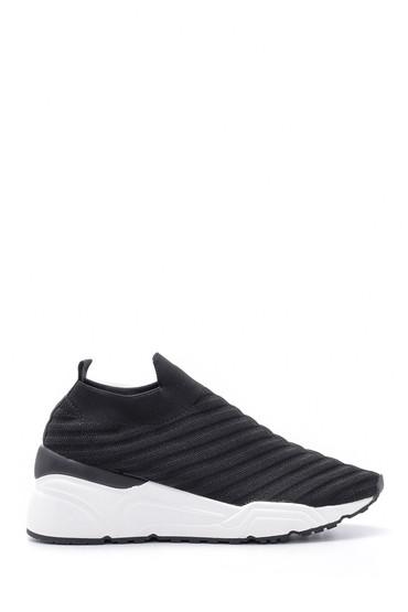 Siyah Kadın Sneaker 5638090236