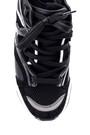 5638094656 Erkek Süet Detaylı Deri Sneaker