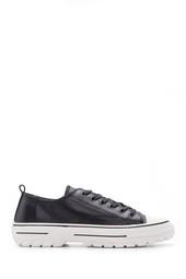 5638114704 Kadın Deri Sneaker