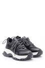 5638117505 Kadın Yüksek Tabanlı Sneaker