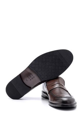 Erkek Deri Klasik Loafer
