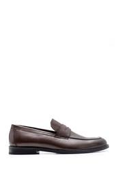 5638078647 Erkek Deri Klasik Loafer