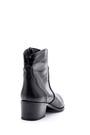 5638101943 Kadın Kroko Detaylı Topuklu Bot