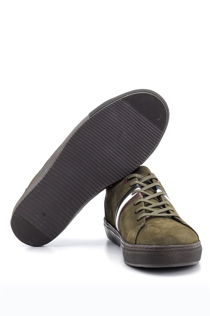 5638103746 Erkek Deri Sneaker