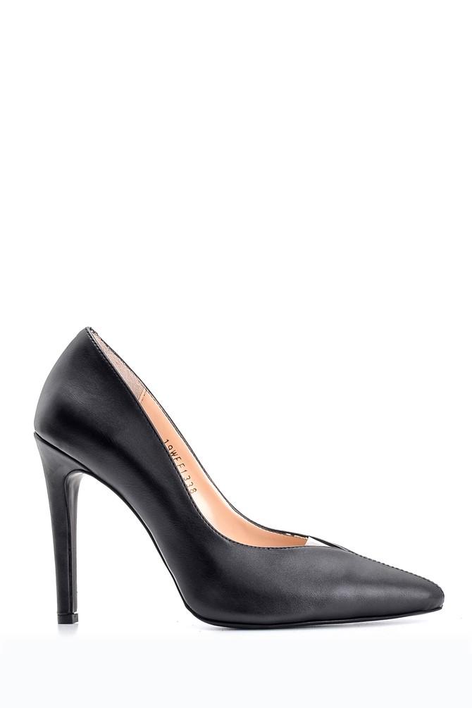 Siyah Kadın Stiletto 5638103281