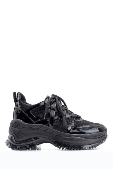 5638117466 Kadın Yüksek Tabanlı Sneaker