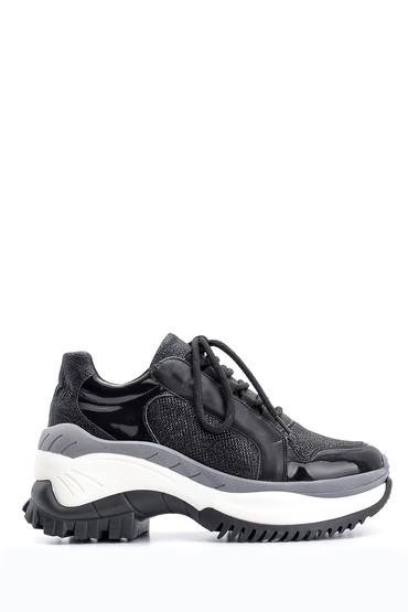 5638117485 Kadın Yüksek Tabanlı Sneaker
