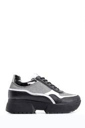5638117524 Kadın Yüksek Tabanlı Sneaker